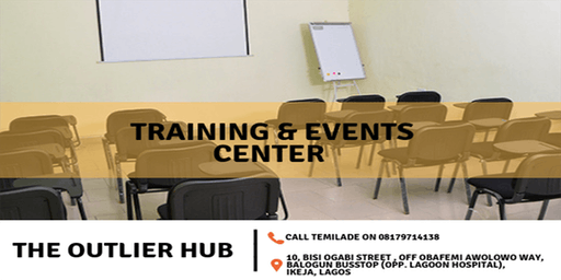 TRAINING & EVENT VENUE