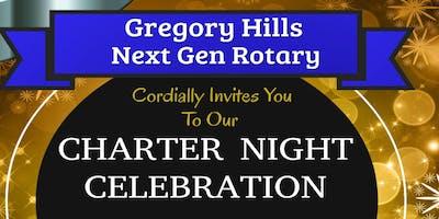 Gregory Hills Next Gen Rotary Charter Night