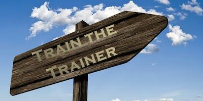Train the Trainer - Live in Traun mit Vijay Churfürst Hanzal
