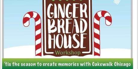 Adult Gingerbread House - Drunken Construction  tickets