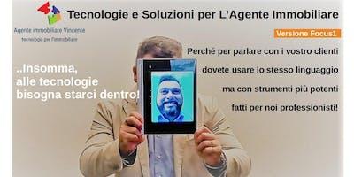Tecnologie e Soluzioni per L'Agente Immobiliare - versione Focus1