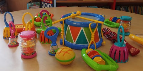 Baby and Toddler Bounce & Rhyme Time (Barnoldswick) tickets
