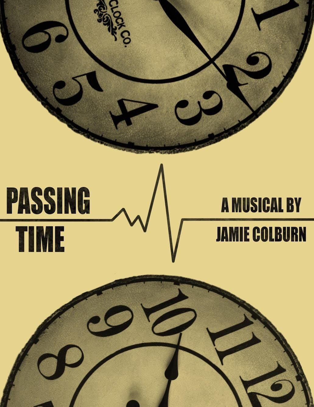 Passing Time-The Musical @ Park Theatre Tickets, Fri, Nov 9, 2018 at ...