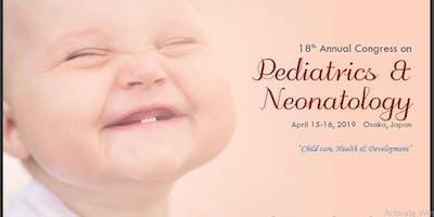 18th Annual Congress on Pediatrics & Neonatology (CSE) A