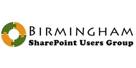 Birmingham SharePoint / Office 365 User Group Meeting tickets