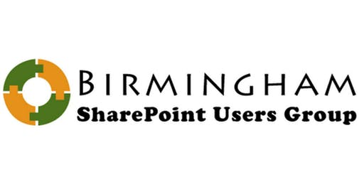 Birmingham SharePoint / Office 365 User Group Meeting