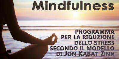 Protocollo Mindfulness MBSR: serata di presentazione gratuita