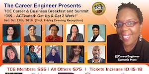 2018 TCE Career & Entrepreneurial Breakfast & Summit:...