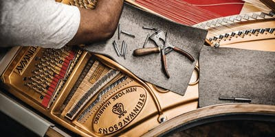 Steinway & Sons Factory Tour