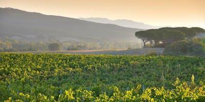 16 ottobre degustazione Marchesi Ginori Lisci, tradizione e futuro dei vini della costa toscana