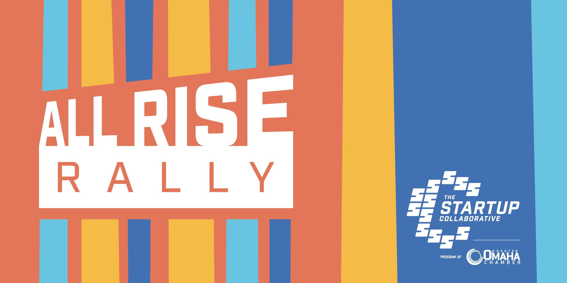 All Rise Rally and Startup Social Hour