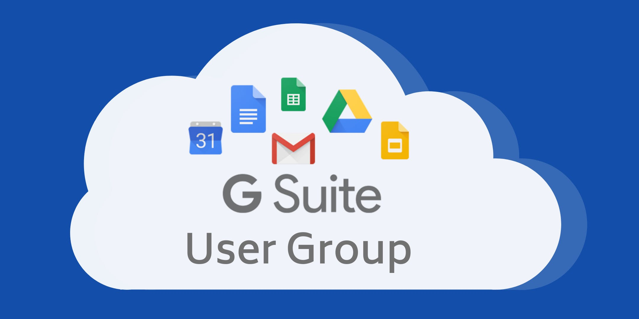 G Suite Users Group - January Edition
