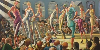 A Celebration of Movement Inspired by Ernie Barnes