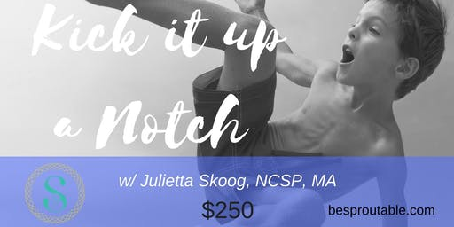 Kick It Up a Notch Retreat 2019