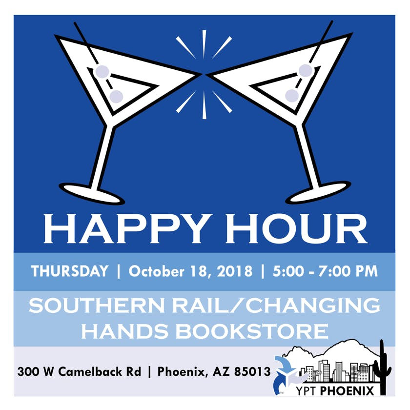 Young Transportation Professionals Happy Hour