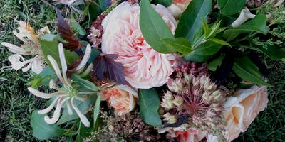 Summer posy workshop