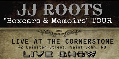 JJ ROOTS Concert at The Cornerstone