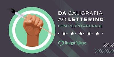 Curso Caligrafia ao Lettering em Recife - 10ª Turma