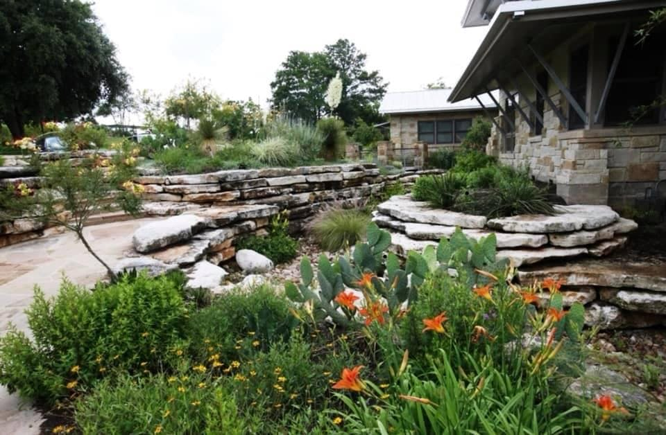 Hill Country Bloomers 1st Annual Garden Tour - 3 NOV 2018