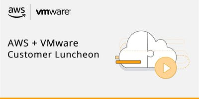 re:Invent VMware + AWS Executive Luncheon