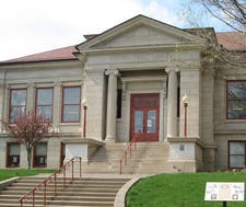 Galena Public Library District logo