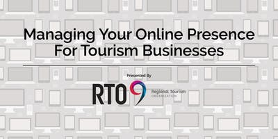 Managing Your Online Presence For Tourism Businesses