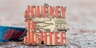 FREE SIGN UP: Journey to Jupiter Running & Walking Challenge 2018 -Newport News
