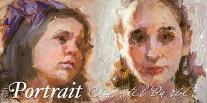 Portrait Painting with Chantel Barber (Acrylic & Oil)