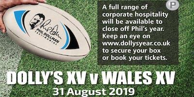 Dolly's XV v Wales XV
