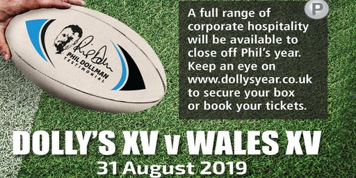 Dolly's XV v Wales XV
