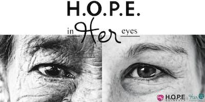 HOPE in Her Eyes
