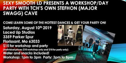Workshop/Day Party With Stefhon Cave