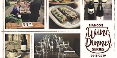 Bianco Wine Dinner Series  -      Field Recordings