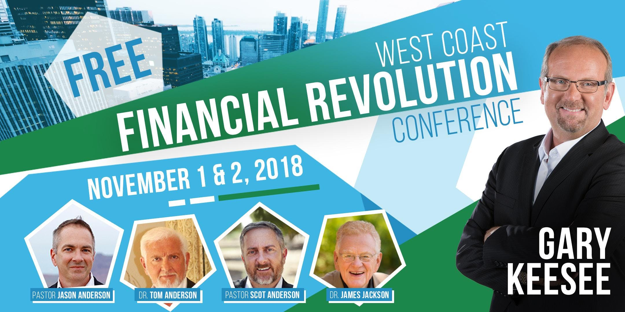 West Coast Financial Revolution Conference