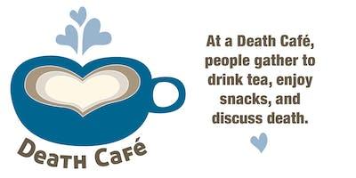 Death Café, Coastside (with Coastside Adult Day Health Center)