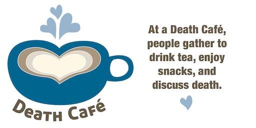 Death Café, Palo Alto (with Seniors at Home)