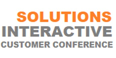Solutions Interactive 2019 tickets