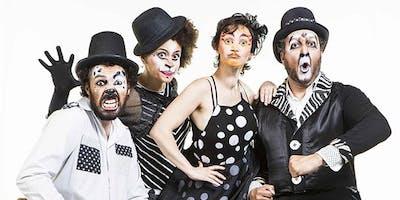"""Desconto! Show """"Banda Estralo Canta Saltimbancos""""  no Teatro MorumbiShopping"""
