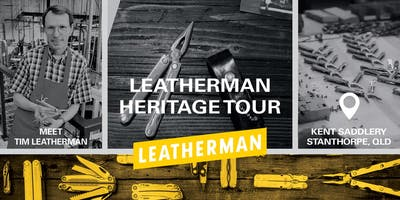 LEATHERMAN HERITAGE TOUR - STOP NO. #5