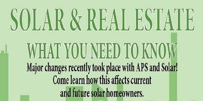 Solar & Real Estate