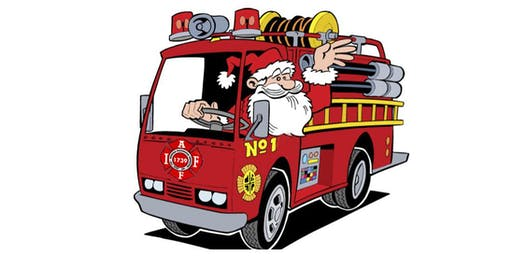 Ridgefield Professional Firefighters Santa Event (Dec. 7 & 14, 2019)