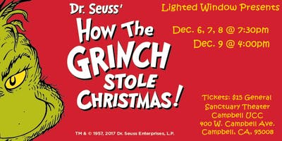 How The Grinch Stole Christmas Play