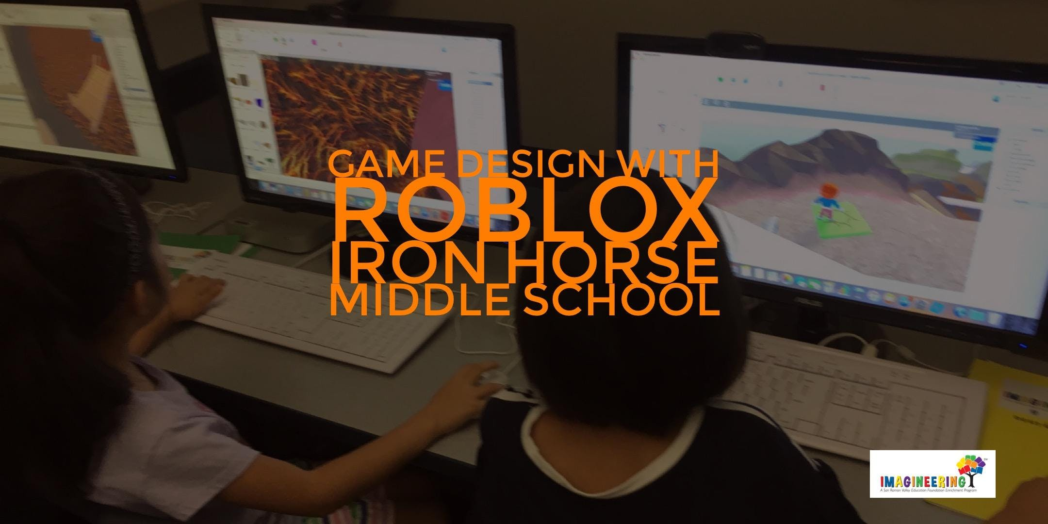 Game Design with Roblox @ IHMS - 16 OCT ...