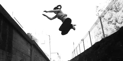 Wednesday home school Outdoor Parkour Classes (10+)