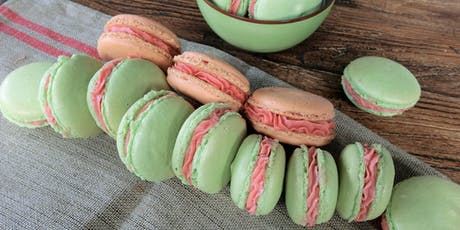 Cooking Class - Macarons  with the French Food Coach tickets