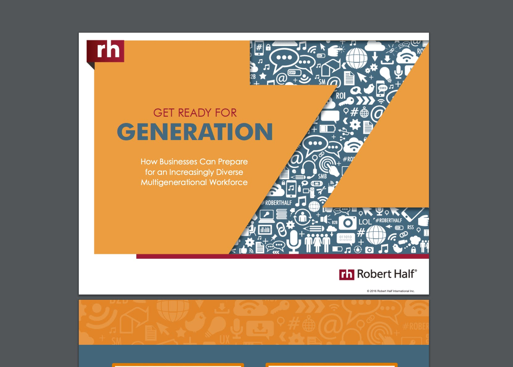 Get Ready for Generation Z: How Businesses Can Prepare for an Increasingly Diverse Multigenerational Workforce