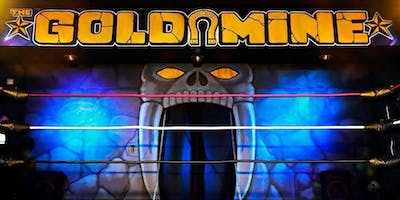 Gold Rush Pro Wrestling presents: THE LOVE OF GOLD