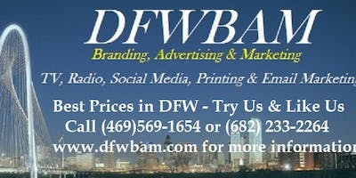 DFW BAM's Business Mixer & Networking Coming Soon in 2019