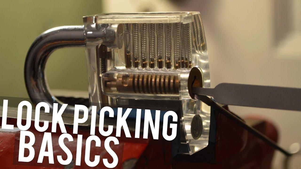 Introduction To Lock Picking & Lock Sport