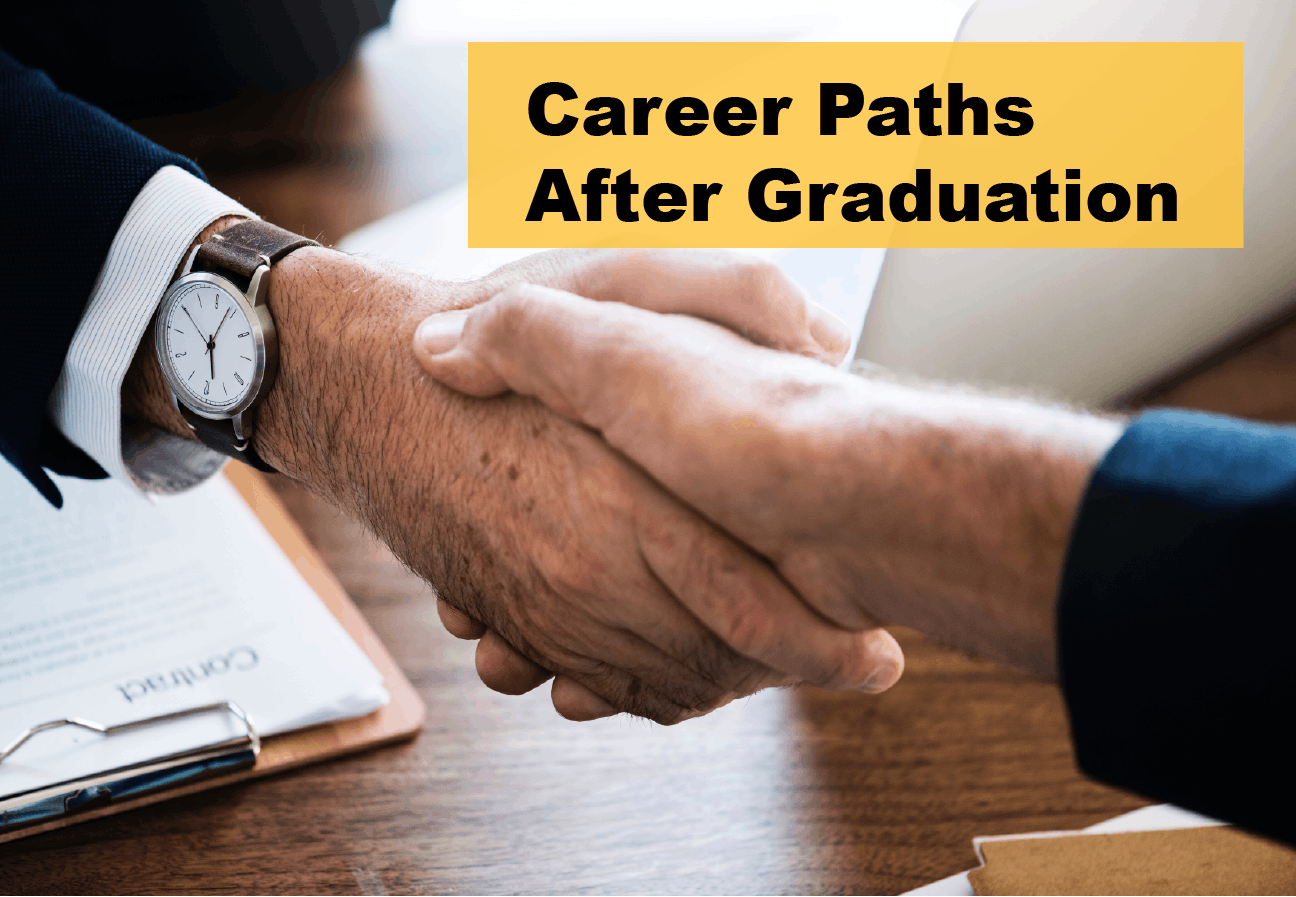 Career Paths after Graduation MBA Lecture Event